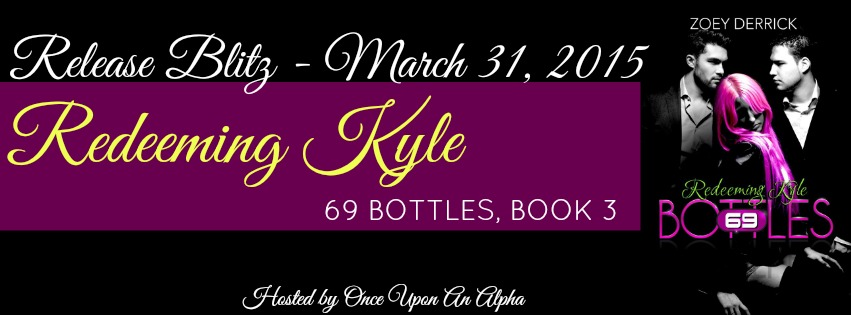 Release Day Blitz: Redeeming Kyle by Zoey Derrick