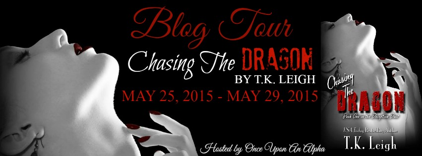 Chasing the Dragon – Blog Tour & Promo Post