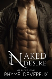 Naked Desire pt 2 E-Book Cover