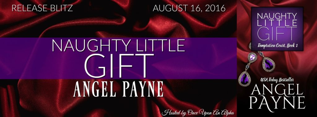 Naughty Little Gift RB Banner