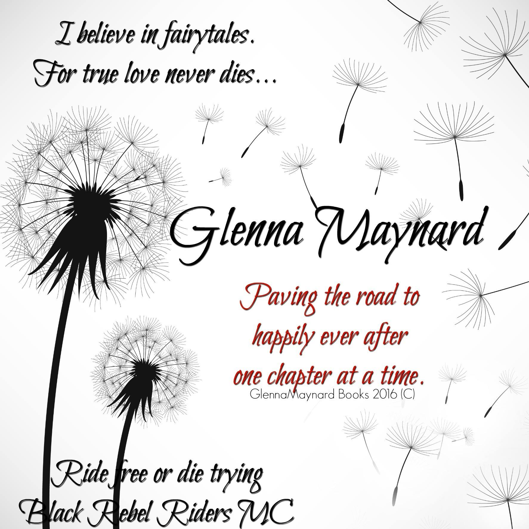 Glenna Maynard Is A Kentucky Native With A Passion For Romance, Best Known  For Her Bestselling Romantic Suspense Novel I'm With You And The Black  Rebel